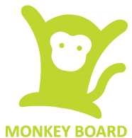 MonkeyBoard Logo