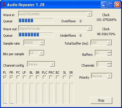 Audio-Repeater